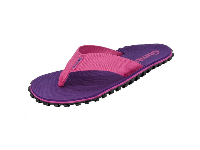 GUMBIES Duckbill Teenslippers Dames, purple